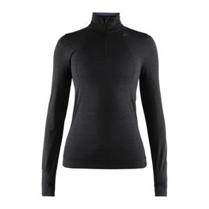 Koszulka CRAFT Fuseknit Comfort Z 1906594-999000 czarny