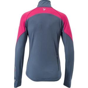 Damska bluza Silvini Staffora dla WJ1510 charcoal, Silvini