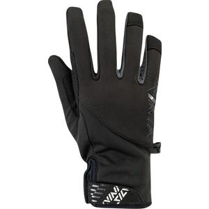 Dziecięce sportowa softshellowe rękawice Silvini Ose CA1541 black 0812, Silvini