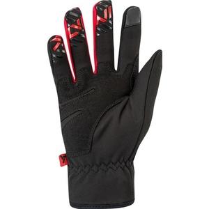 Dziecięce sportowa softshellowe rękawice Silvini Ose CA1541 black 0820, Silvini