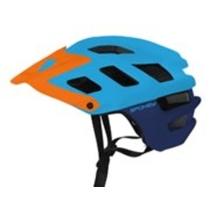 Rowerowa kask dla dorosłych Spokey SINGLETRAIL niebieska, Spokey