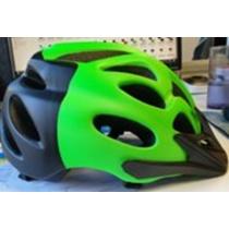 Rowerowa kask dla dorosłych Spokey PUNKT KONTROLNY 55-58 cm, zielony, Spokey