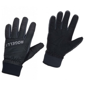 Rękawice Rogelli ATLAS czarne 006.130, Rogelli