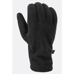 Rękawice Rab Infinium Windproof Glove black/BL, Rab