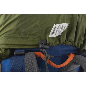 Płaszcz przeciwdeszczowy do plecak Pinguin Raincover M 35-55l czarny, Pinguin