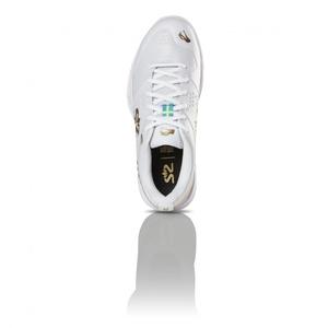 Buty Salming Viper 5 Shoe Women White/Gold, Salming
