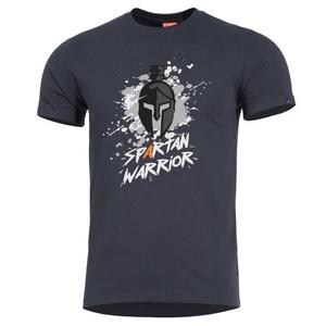 Męskie koszulka PENTAGON® Spartan Warrior czarne, Pentagon
