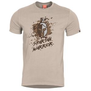 Męskie koszulka PENTAGON® Spartan Warrior khaki, Pentagon