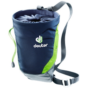 Torba do magnez Deuter Gravity Chalk Bag II L Granatowo-granite (3391317), Deuter
