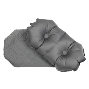 Nadmuchiwana poduszka Klymit Luxe v siwy
