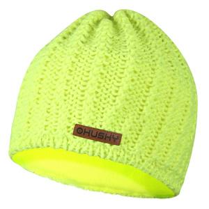 Damska czapka Husky Cap 30 neon żółty, Husky