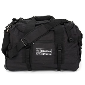 turystyczny torba Snugpak Monster Roller 65l czarny, Snugpak
