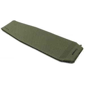 Samodmuchający karimata Snugpak XL z wbudowany poduszką olive green, Snugpak