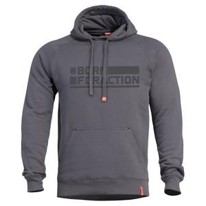 Bluza PENTAGON® Faeton Born For Action cinder grey, Pentagon
