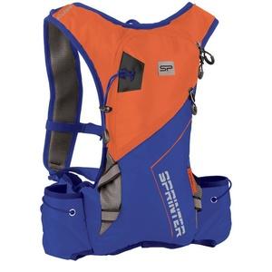 Plecak Spokey SPRINTER 5l pomarańczowy / niebieski, Spokey