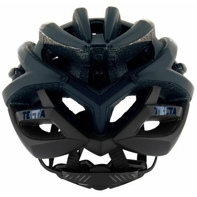Ultralekka cyklo kask Rogelli TECTA, czarn-niebieski 009.814, Rogelli