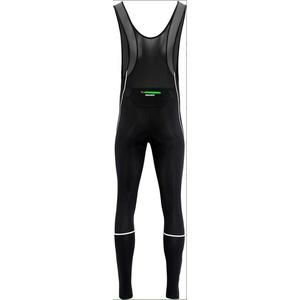 Męskie elastyczne spodnie Silvini MOVENZA MP1320 black, Silvini