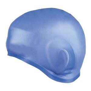 Pływacka czapka Spokey EARCAP niebieska, Spokey