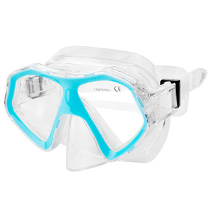 Juniorska maska dla nurkowanie Spokey KOCIA RYBA, Spokey