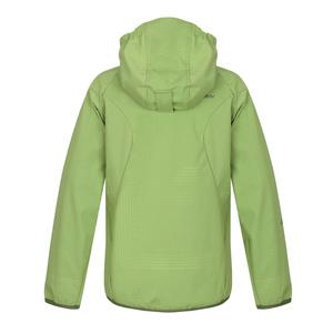 Dziecięca softshellowa kurtka Husky Sally Kids jasno. zielony, Husky