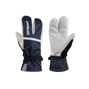 Rękawice Lill-SPORT LOBSTER JR 0503-01 ciemno niebieska, lillsport