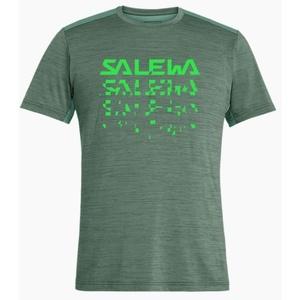 Koszulka Salewa Puez HYBRID 2 DRY M S/S TEE 27397-5949