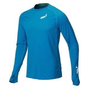 Koszulka Inov-8 BASE ELITE LS M 000276-BL-02 niebieska, INOV-8