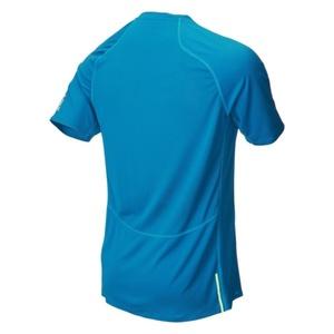 Koszulka Inov-8 BASE ELITE SS M 000278-BL-02 niebieska, INOV-8