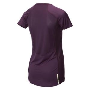 Koszulka Inov-8 BASE ELITE SS W 000875-PL-02 fioletowy, INOV-8