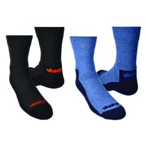 Skarpety Vavrys TREK CMX 2-pack 28326-83 czarny + niebieski, Vavrys