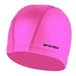 Pływacka czapka Spokey FOGI różowa, Spokey