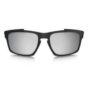 Przeciwsłoneczna okulary OAKLEY Drzazga Machinist Matte Blk w / chrome Irid OO9262-26, Oakley
