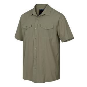 Męska koszula Husky Gomy M jasno. oliwkowy, Husky