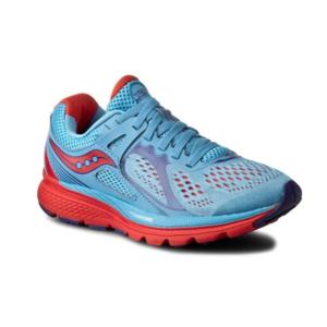 Damskie do biegania buty Saucony Valor Blu / Org, Saucony