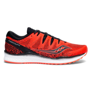 Męskie do biegania buty Saucony Freedom Iso 2 Zobacz Czerwony / Blk, Saucony