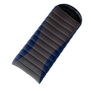 Śpiwór Puchowy Husky Przewiewny -20°C niebieska, Husky