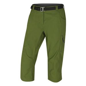 Damskie 3/4 spodnie Husky Kler L ciemno. zielony, Husky