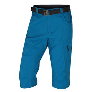 Męskie 3/4 spodnie Kler M ciemno. niebieska, Husky