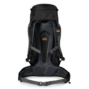 Plecak LOWE ALPINE AirZone Camino Trek ND 30:40 BlackBL Rozszerzona pleca, Lowe alpine
