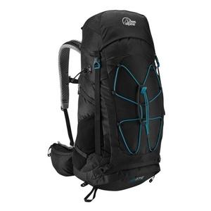 Plecak LOWE ALPINE AirZone Camino Trek 40:50 Rozszerzona pleca Black, Lowe alpine