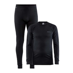 Set CRAFT CORE Dry Baselayer 1909707-999000 - czarny