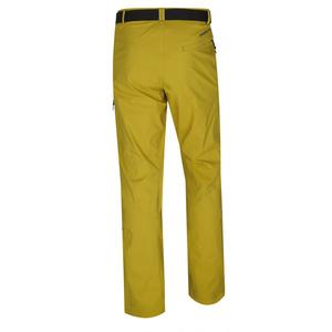 Męskie outdoor spodnie Husky Kahula M żółto-zielony, Husky