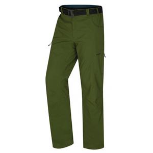 Męskie outdoor spodnie Husky Kahula M ciemnozielona, Husky