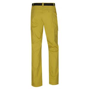 Damskie outdoor spodnie Husky Kahula L żółto-zielony, Husky