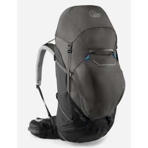 Plecak LOWE ALPINE Cerro Torre 65:85 black/greyhound/BL ROZSZERZONY POWRÓT, Lowe alpine