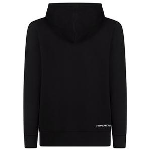 Męska bluza La Sportiva Project Hoody czarny / żółty, La Sportiva