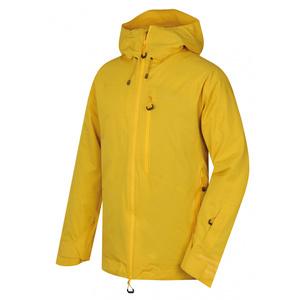 Męska narciarska kurtka Husky Gomez M żółty, Husky