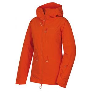 Damska narciarska kurtka Husky Gomez l silno pomarańczowy, Husky