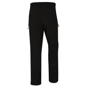 Męskie softshell spodnie Husky Keson M czarny, Husky