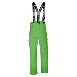 Damskie narciarskie spodnie Husky Mitaly L neon zielony, Husky
